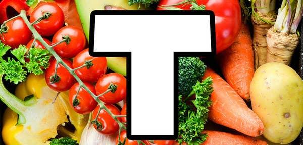 Thánh từ vựng thử thách đọc tên các loại rau, củ (2) - 12