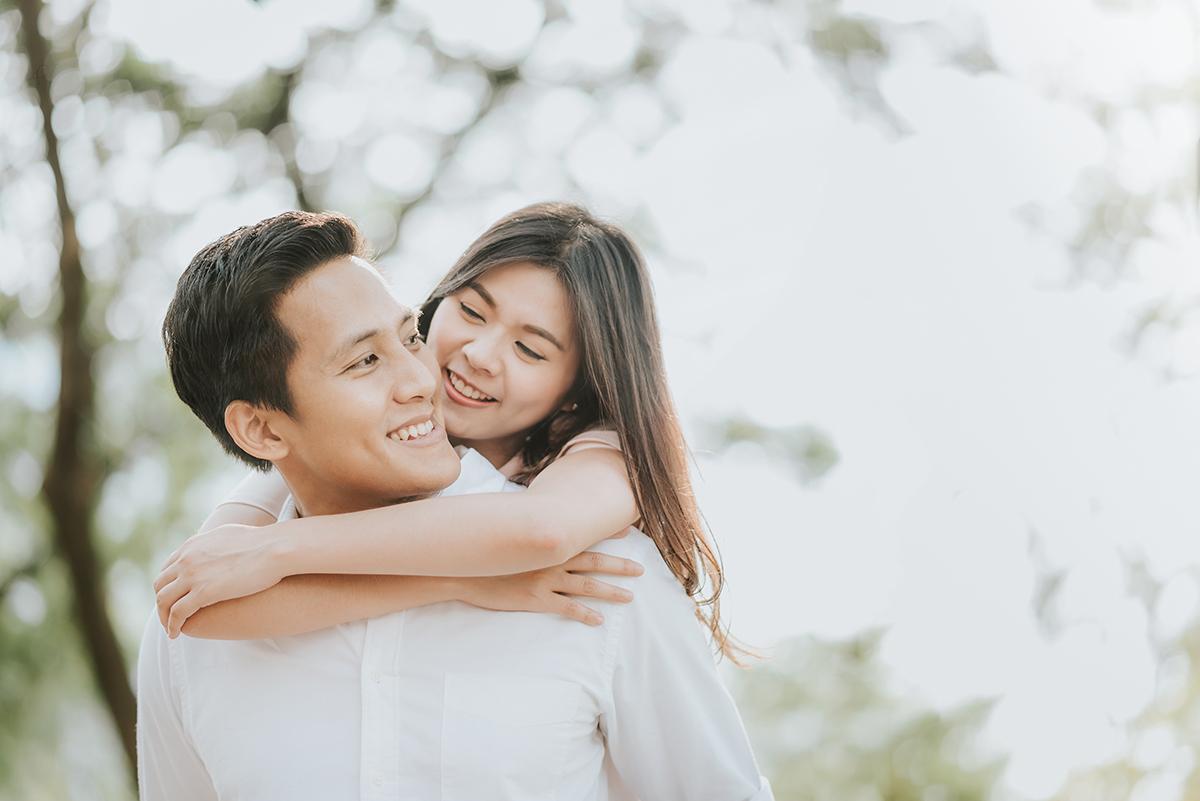 Khi yêu, chàng nhóm máu A thường bày tỏ tình cảm và đối xử đặc biệt với bạn gái. Ảnh: Shutterstock.