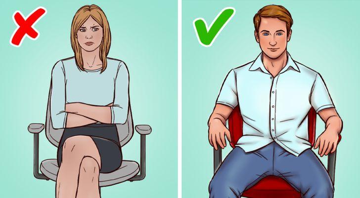 10 loại ngôn ngữ cơ thể khiến người khác khó chịu - 3