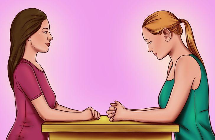 10 loại ngôn ngữ cơ thể khiến người khác khó chịu - 11