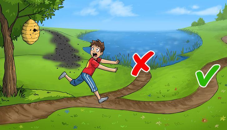 8 cách tự cứu khỏi tình huống nguy hiểm - 1