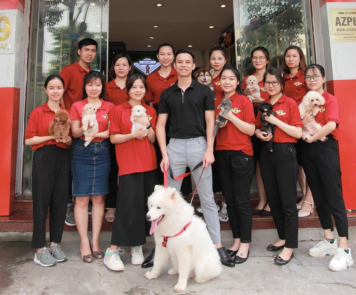 AZPet cung cấp chó, mèo rõ nguồn gốc xuất xứ và có chế độ bảo hành hấp dẫn.