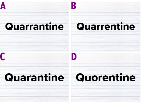 6 từ vựng siêu khó đánh vần khiến bạn dễ mắc lỗi