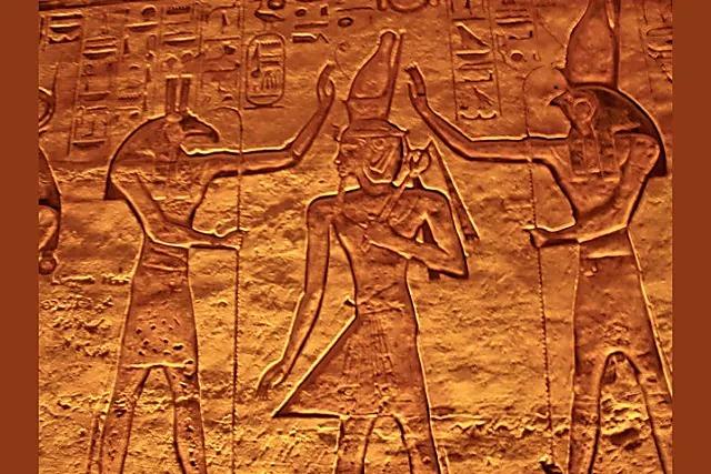 Nhà Ai Cập học có biết tên 8 vị thần này? - 3