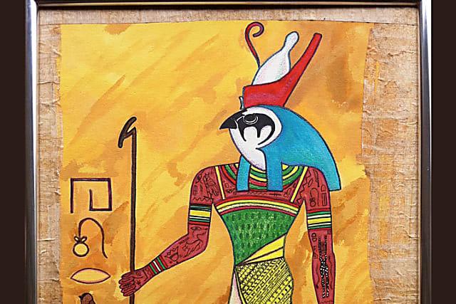 Nhà Ai Cập học có biết tên 8 vị thần này? - 5