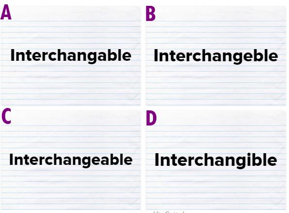 6 từ vựng siêu khó đánh vần khiến bạn dễ mắc lỗi - 6