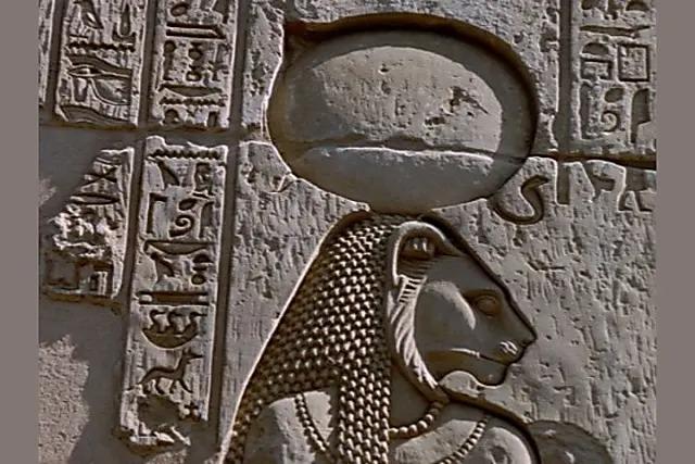 Nhà Ai Cập học có biết tên 8 vị thần này? - 9