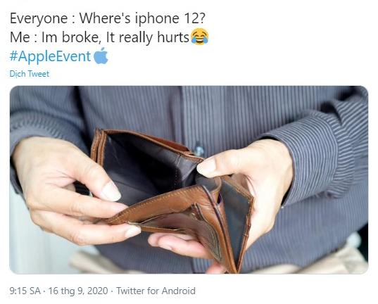 Người vỡ mộng, người hả hê vì iPhone 12 không ra mắt.