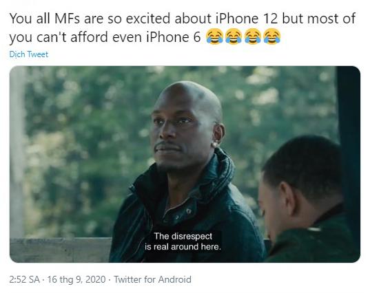 Bạn luôn hóng tin tức về iPhone 12 nhưng ngay cả iPhone 6 bạn cũng không đủ tiền mua.