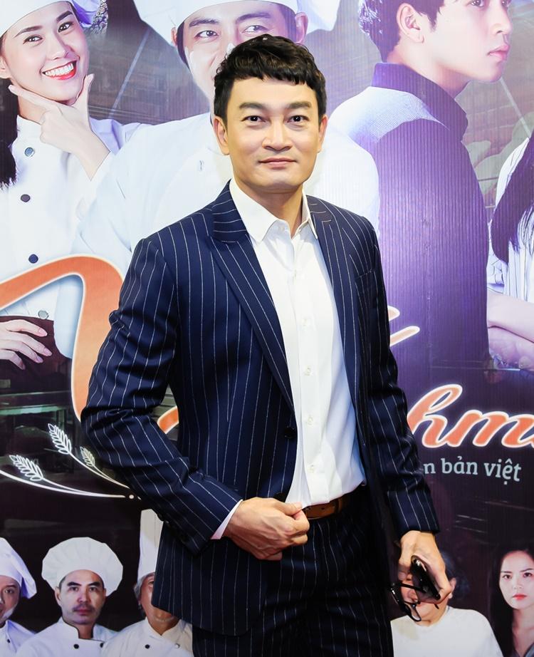 Trương Quốc Minh Thái tái xuất màn ảnh với vai phản diện.