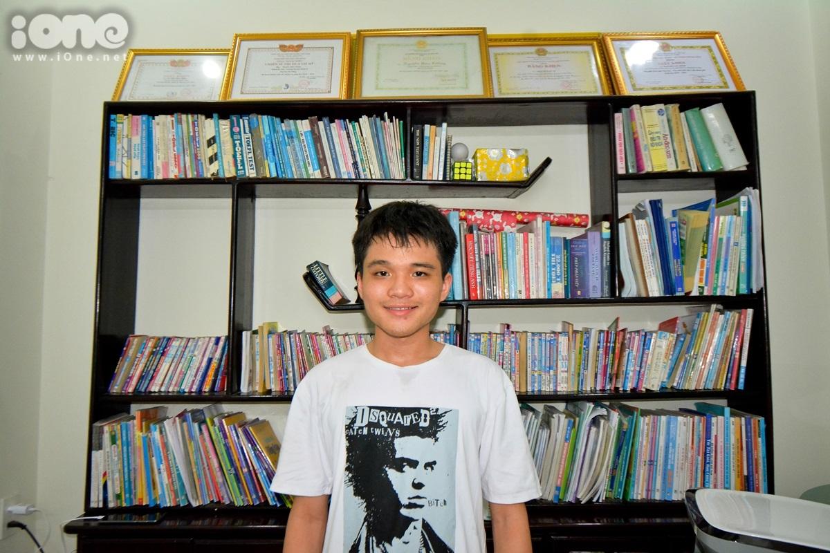 Thủ khoa 30/30 ở Đà Nẵng: Tự tin đạt điểm cao sau khi thi những  - 2