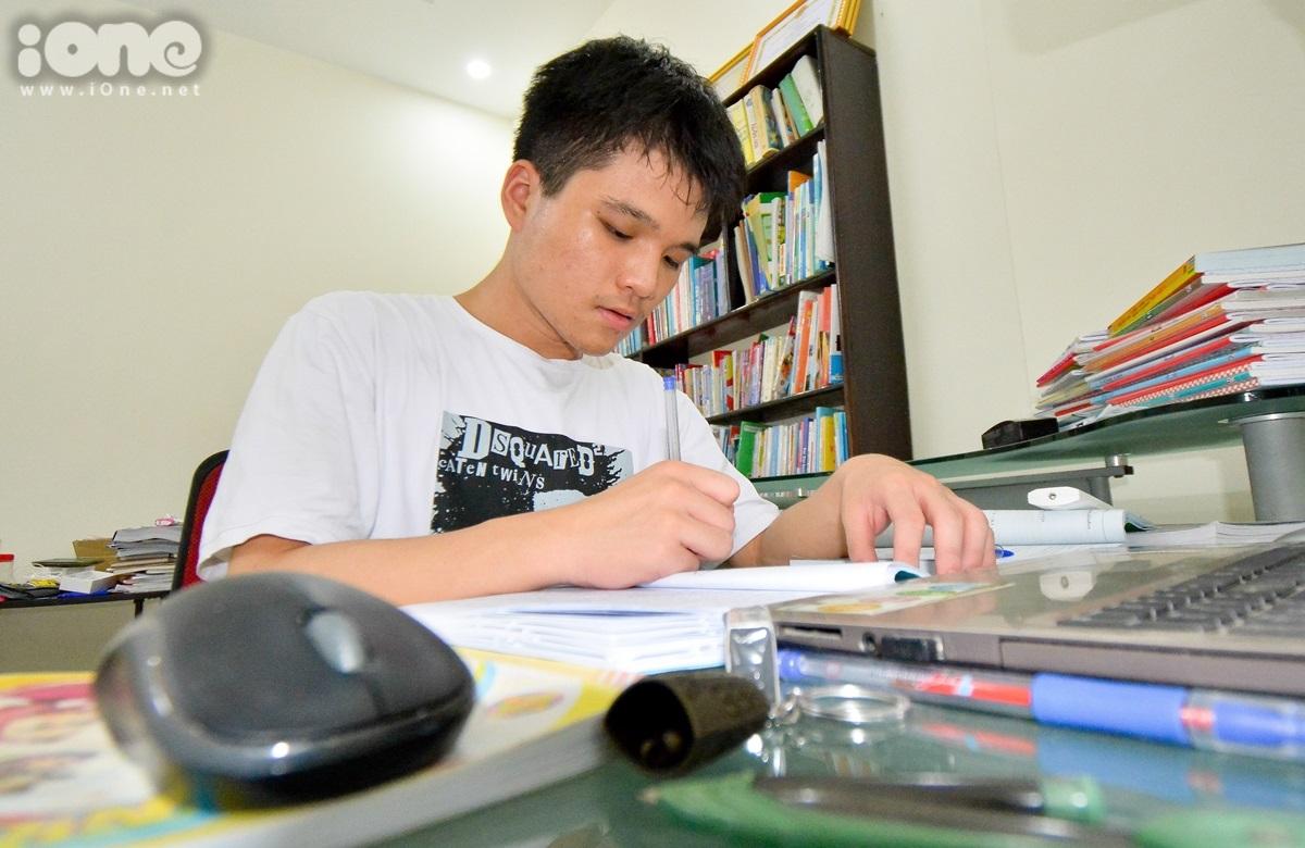 Thủ khoa 30/30 ở Đà Nẵng: Tự tin đạt điểm cao sau khi thi những  - 4