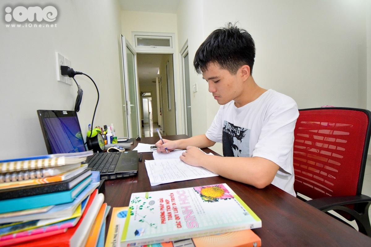Thủ khoa 30/30 ở Đà Nẵng: Tự tin đạt điểm cao sau khi thi những  - 8