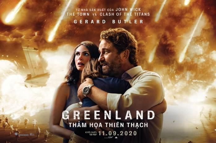 Phim mới nhất của nam diễn viên sẽ ra mắt trong tháng 9 này.
