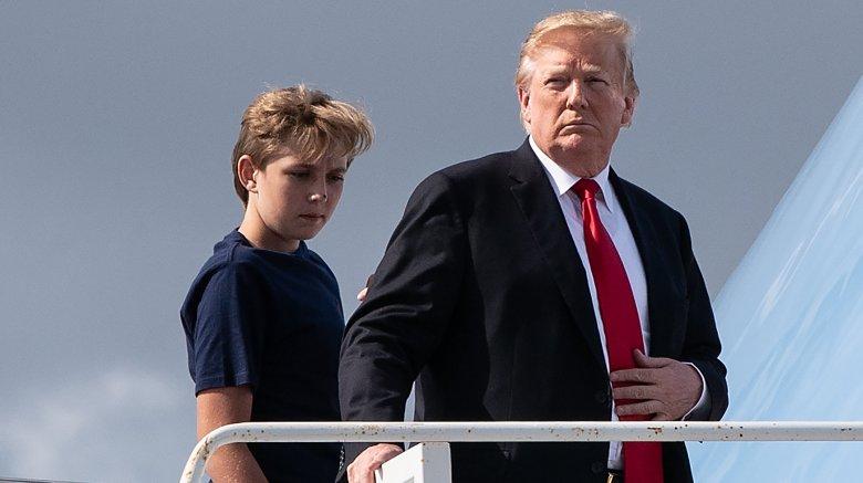 Những điều bí ẩn về cậu út nhưng cao nhất nhà Trump - 10