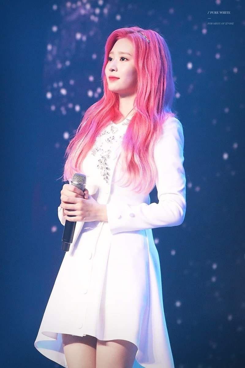 Min Joo (IZONE).