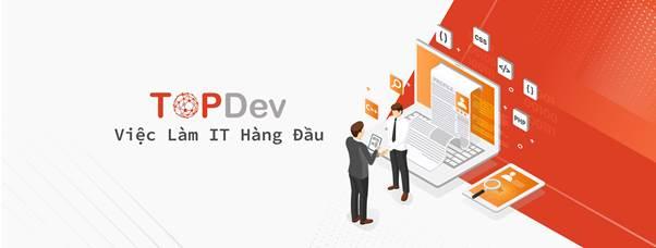 TopDev Blog cập nhật kiến thức lập trình cho coder.