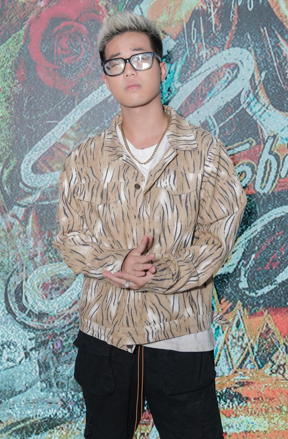 Rich Choi của King Of Rap .