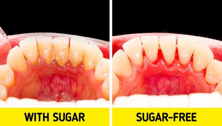 2 tác hại, 6 lợi ích chắc là bạn chưa biết về kẹo cao su - 1