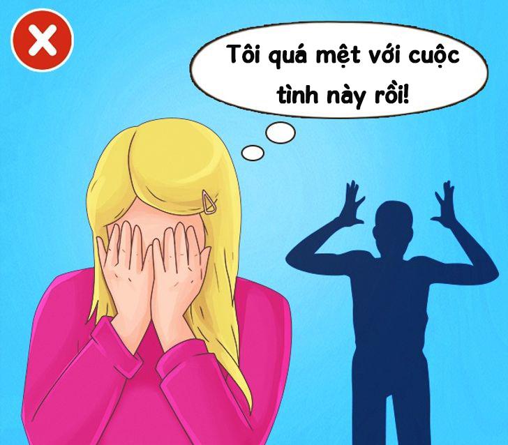Hãy dừng mối tình tệ hại trước khi quá muộn - 1