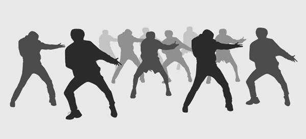 Thánh Kpop nhìn bóng vũ đạo đoán ca khúc cực siêu