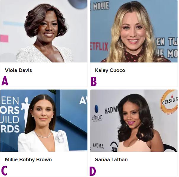 Nữ diễn viên được trả lương cao nhất năm 2020 là ai? - 19