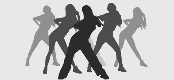 Thánh Kpop nhìn bóng vũ đạo đoán ca khúc cực siêu - 2