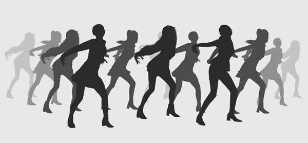 Thánh Kpop nhìn bóng vũ đạo đoán ca khúc cực siêu - 6