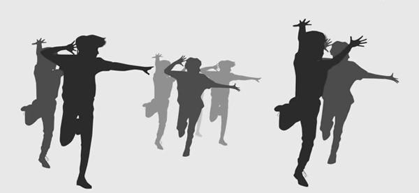 Thánh Kpop nhìn bóng vũ đạo đoán ca khúc cực siêu - 8