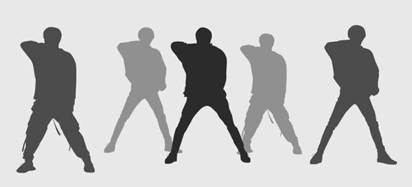 Thánh Kpop nhìn bóng vũ đạo đoán ca khúc cực siêu - 12
