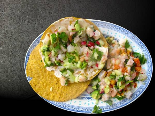 Yêu ẩm thực Mexico, hãy kể tên 10 món ăn vặt đặc sản - 15
