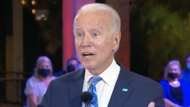 Joe Biden chia sẻ với NBC sau khi Trump xuất viện.