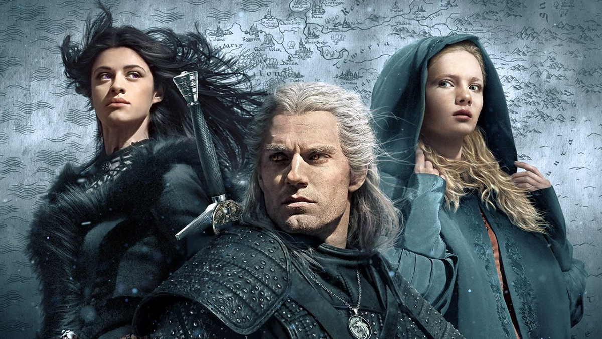nhân vật chính của The Witcher.
