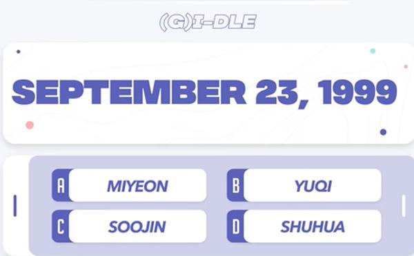 Fan cuồng Kpop có nhớ sinh nhật của idol? - 11