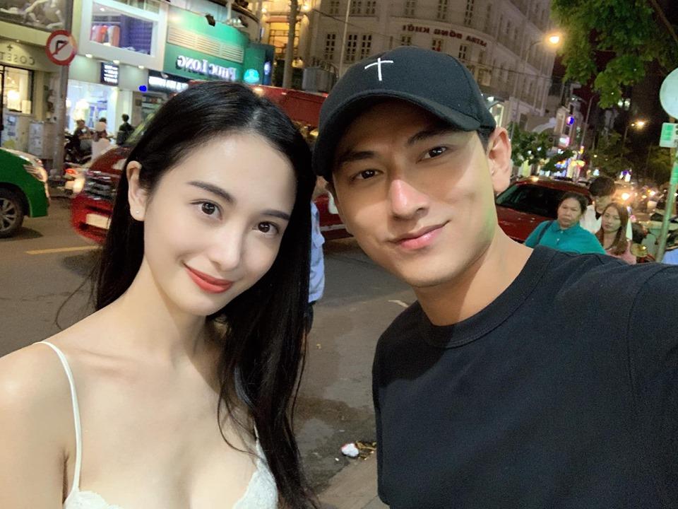 Jun Vũ và Isaac.