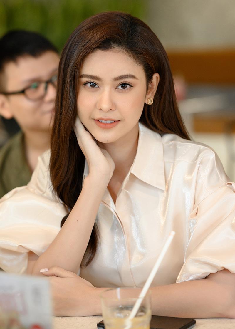 Trương Quỳnh Anh cũng là một khách mời góp mặt trong sự kiện.