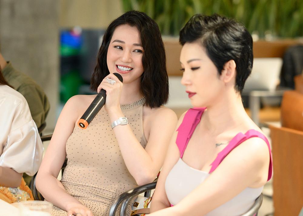 Nói về việc sẽ là một trong những khách mời tham gia talkshow của Xuân Lan, nữ diễn viên Khánh My cho biết cô sẵn sàng chia sẻ những hiểu biết của mình với các câu chuyện dù cho tế nhị, góp một phần nào đó chung tay đẩy lùi những vấn nạn trong xã hội.