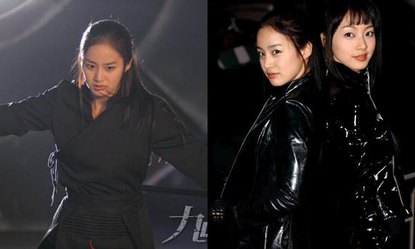 Kim Tae Hee từng hóa thành hồ ly tinh khi tham gia bộ phim Nine Tailed Fox(2004). Đây là phim truyền hình đầu tiên Kim Tae Hee đóng chính. Cô vào vai hồ ly 9 đuôi Shi Yeon thông minh, tài giỏi và rơi vào lưới tình với cảnh sát Min Woo (Jo Hyun Jae). Hồ ly Kim Tae Hee chiếm được tình cảm của khán giả nhờ ngoại hình đáng yêu và rất giỏi võ.