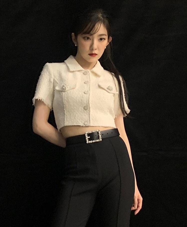 Irene chiêu đãi fan visual tỏa sáng dù ảnh chụp thiếu nét.
