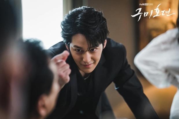 Cũng trong dramaTale of the Nine Tailed, Kim Bum vào vai em trai cùng cha khác mẹ của Yi Yeon tên Yi Rang. Anh cũng là hồ ly có vẻ ngoài quyến rũ, mang tính cách nguy hiểm, luôn sắp đặt để hãm hại những người khác.