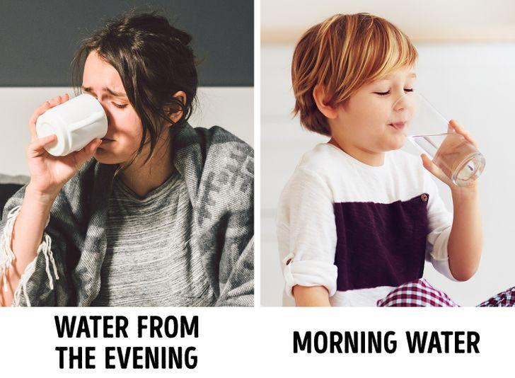 Tại sao nên tránh để ly nước gần giường? - 3