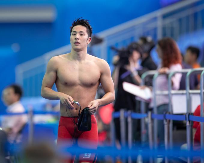 Bên cạnh thành tích ấn tượng, Seto còn nổi tiếng bởi vẻ điển trai và được ví như nam thần của làng bơi Nhật Bản. Ảnh: Domeyko Photography.