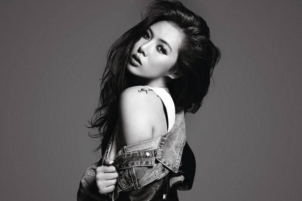 Hyuna theo đuổi sự nghiệp solo sau khi 4Minute tan rã.