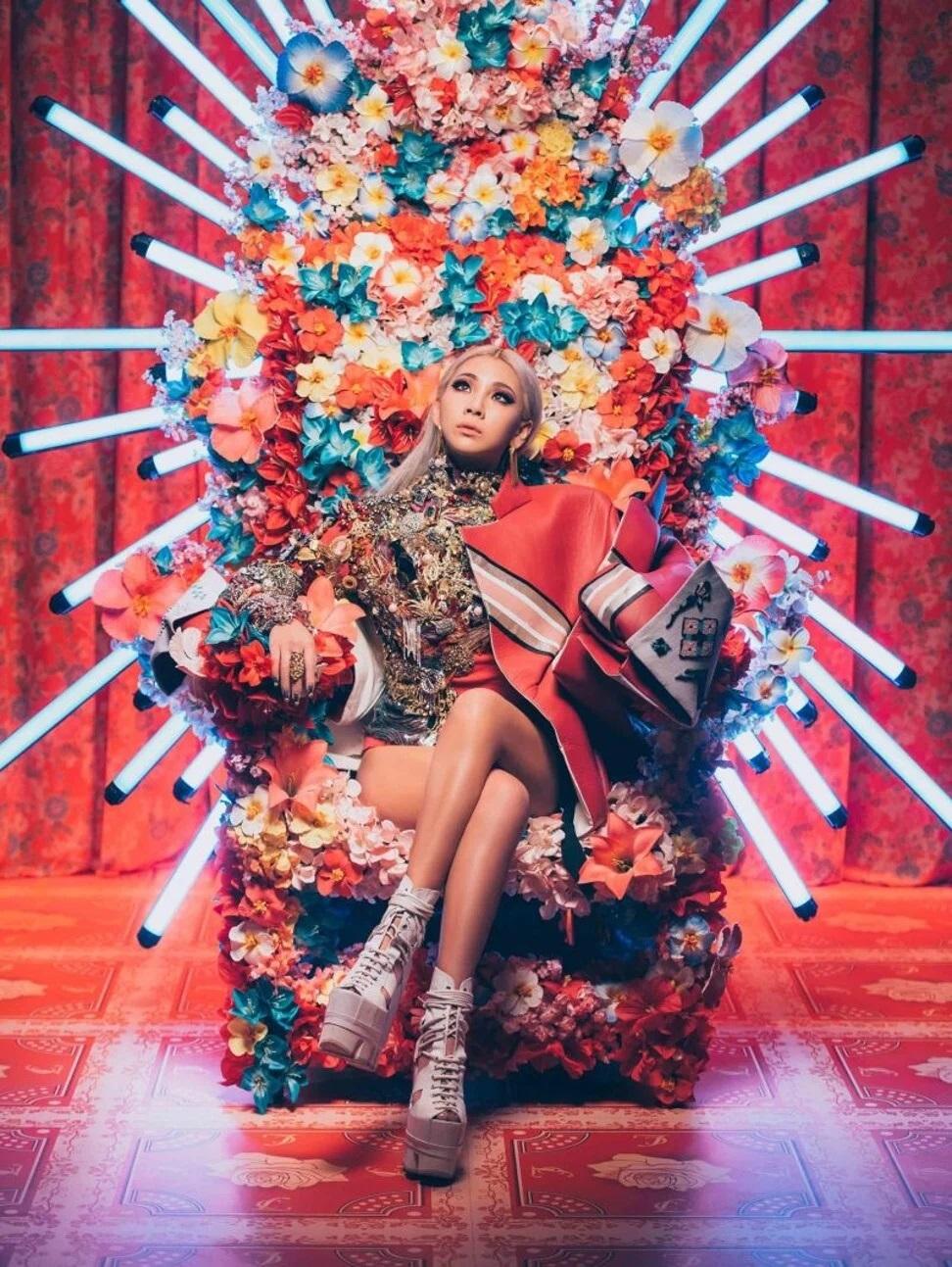 CL chật vật tìm lại danh tiếng khi theo đuổi sự nghiệp solo sau khi rời công ty quản lý YG.