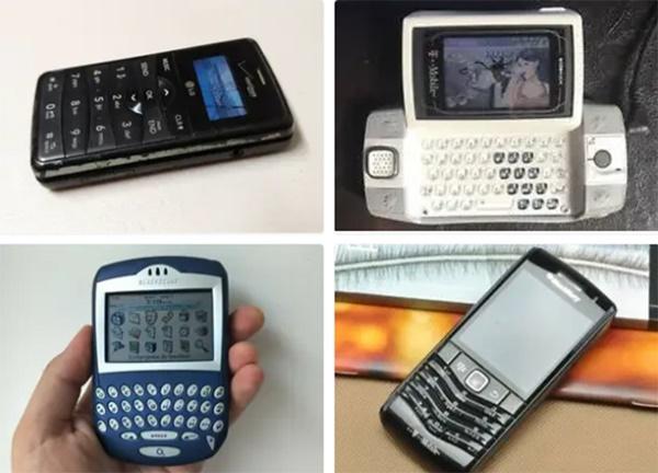 Thế hệ Z có nhận ra những chiếc điện thoại di động này? - 12