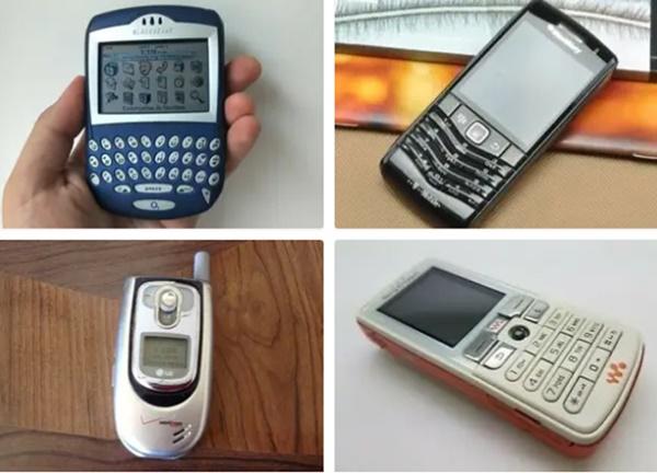 Thế hệ Z có nhận ra những chiếc điện thoại di động này? - 3