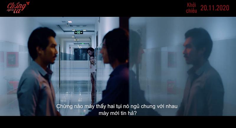Chồng người ta - phim đam mỹ Việt tung trailer nóng đầy táo bạo - 2