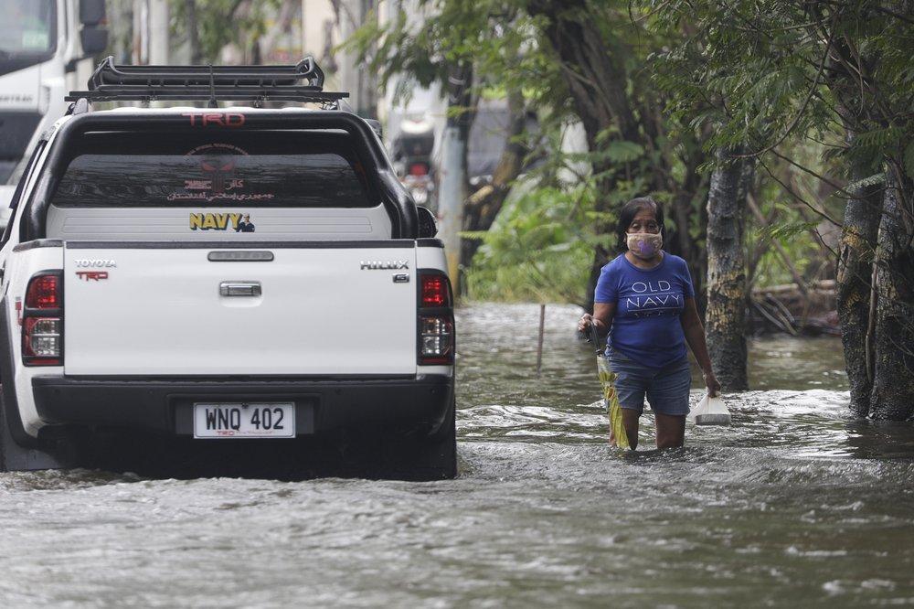 Bộ Nông nghiệp Philippines cho hay các khu vực bị ảnh hưởng có thể đã thu hoạch cây trồng từ 133.292 ha đất nông nghiệp trước khi cơn bão ập đến, cứu được khoảng 530.593 tấn lúa.