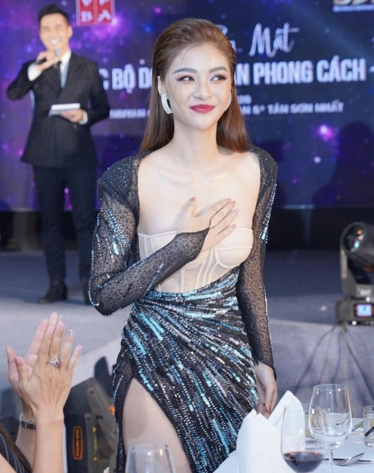 Kiều Loan cho biết cô ủng hộ các doanh nhân lập quỹ Phong cách trẻ thơ, chung tay giúp đỡ những em nhỏ đang sống tại Trung tâm nuôi dạy trẻ khuyết tật Võ Hoàng Sơn.
