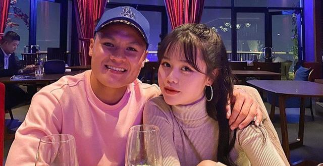 Quang Hải - Huỳnh Anh công khai yêu nhau từ 5/2020.